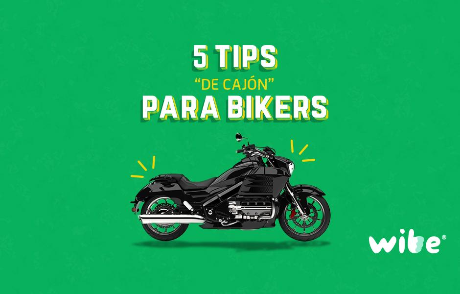 tips motociclistas, recomendaciones motociclistas novatos, tips para bikers