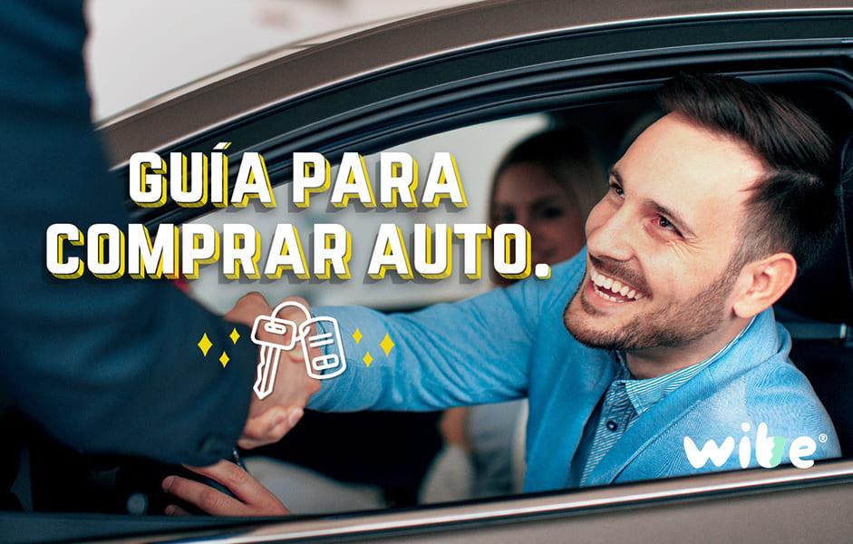 guía para comprar un auto, tips a la hora de comprar un auto, consejos para comprar un coche, cómo encontrar el carro ideal, préstamo de auto, crédito automotriz