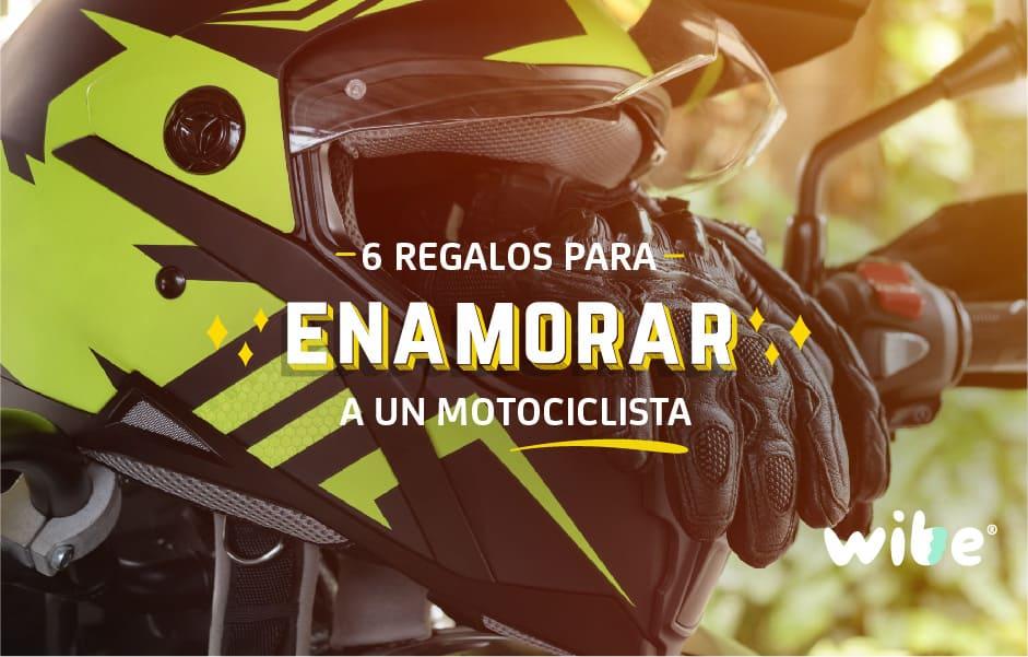 6 regalos para amantes de las motos ¡Conócelos!