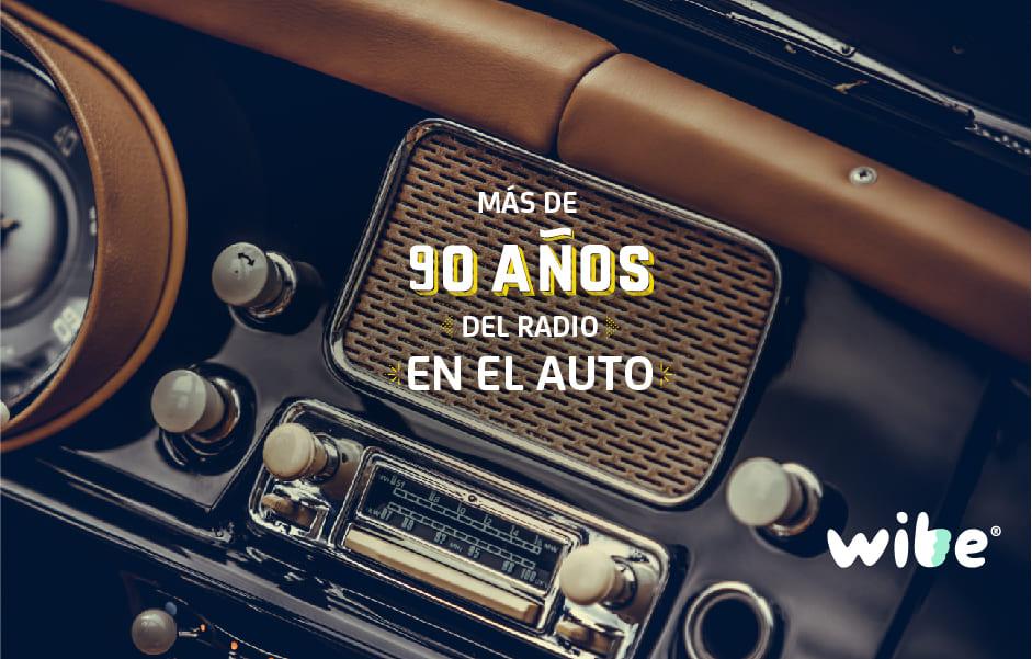 historia del radio en el auto, evolución del radio en el automóvil, día mundial de la radio, primer auto con radio