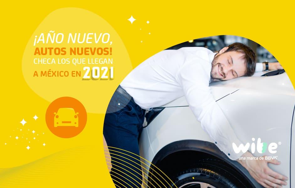 autos que llegarán a México en 2021, nuevos autos para 2021, autos que llegan a México, qué autos llegan a México en 2021