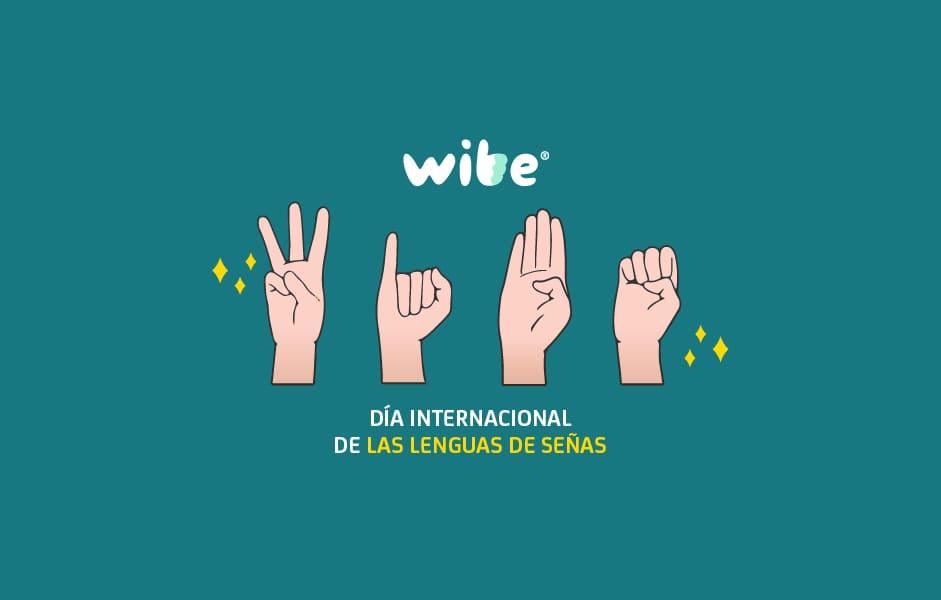 lenguaje de señas, día internacional de las lenguas de señas, deficiencia auditiva, wibe, 23 de septiembre