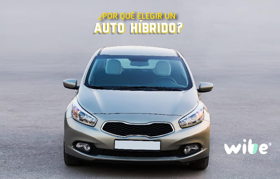 autos híbridos, por qué elegir un auto híbrido, beneficios de comprar un automóvil híbrido, qué es un vehículo híbrido y cómo funciona
