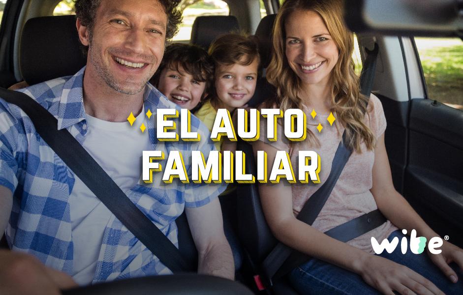 Tips para comprar un auto familiar