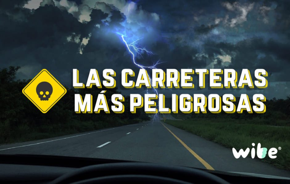 Las carreteras más peligrosas de México