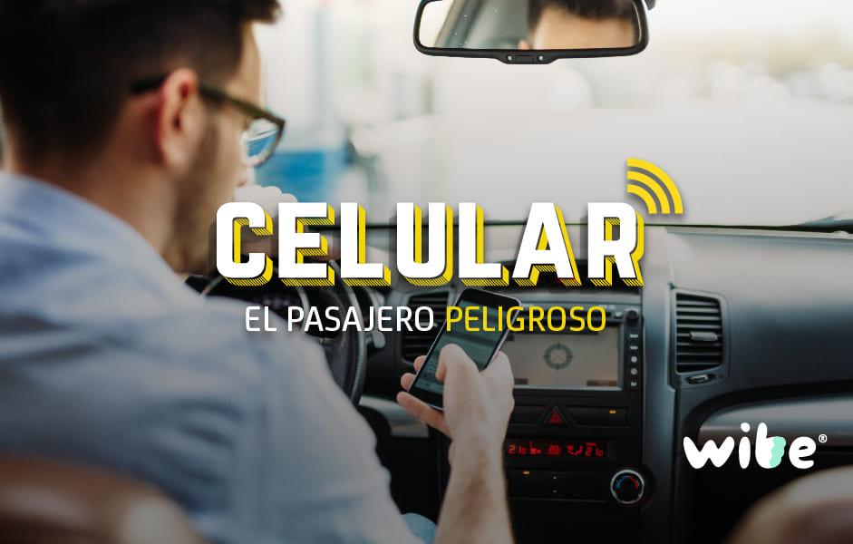 uso de celular mientras conduces, riesgos de usar el celular mientras manejas, accidentes automovilísticos, multa por usar celular