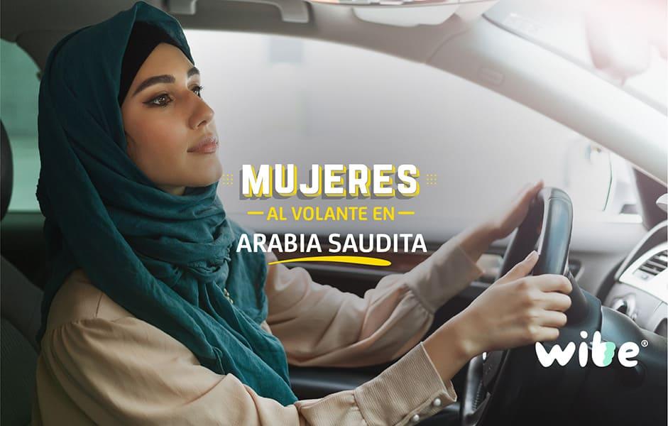 Derecho de las mujeres a conducir en Arabia Saudita, mujeres al volante en Arabia Saudita, 24 de junio de 2018, Confía en Dios y lánzate, derechos de las mujeres