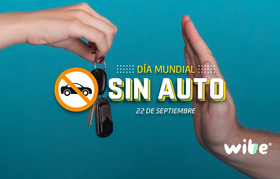 día mundial sin auto, 22 de septiembre, día sin carro, wibe