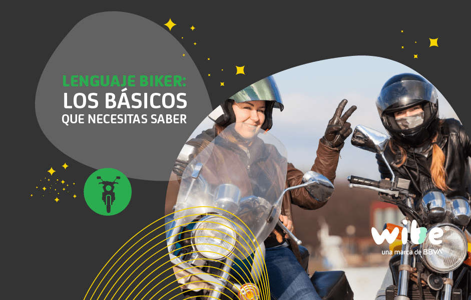 lenguaje biker, código de comunicación de los motociclistas, lenguaje motero, señas más comunes a la hora de rodar, código biker, señales al rodar en motocicleta