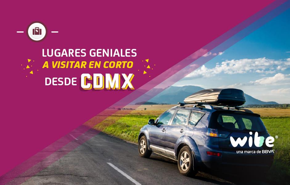 Pueblos mágicos cerca de la Ciudad de México, destinos para disfrutar cerca de la CDMX, lugares a menos de 3 horas de la CDMX, donde salir cerca del DF