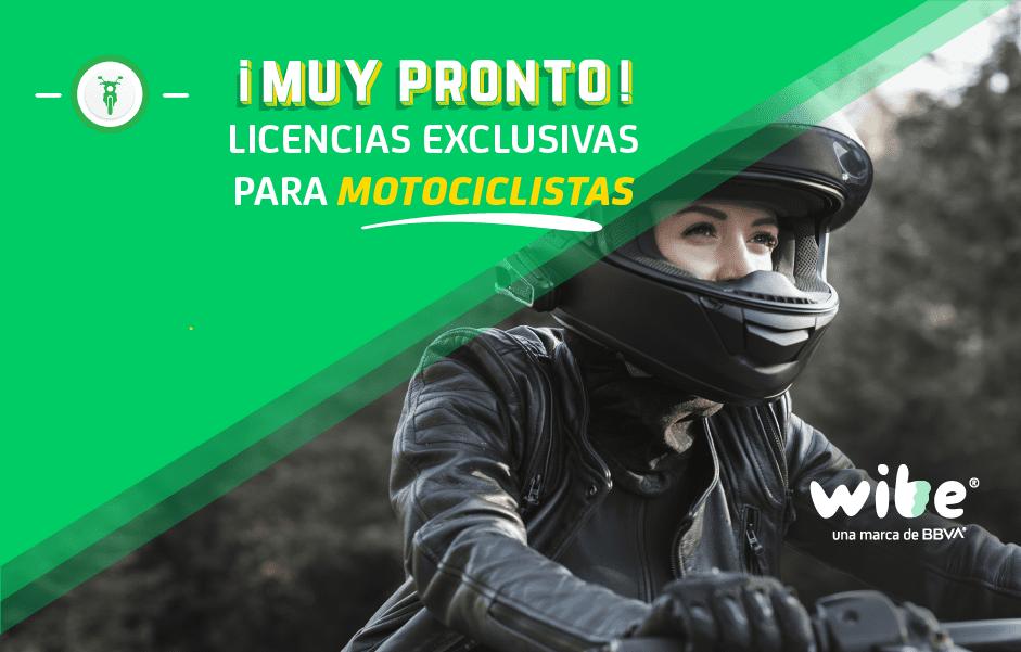 nueva licencia exclusiva para motociclistas en la CDMX, licencia para motos en la CDMX, licencias para motos, tramitar licencia de motociclista, licencia de conducir para motociclistas