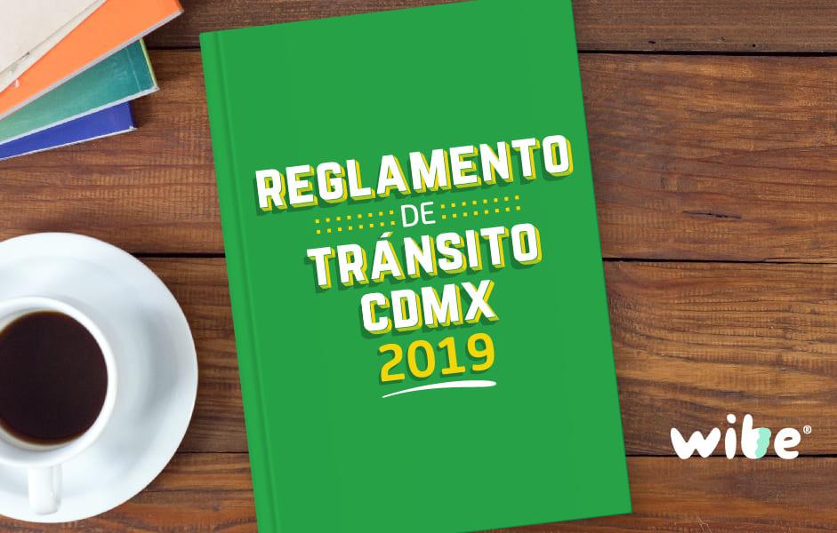 nuevas reglas para circular en 2019, nuevo reglamento de tránsito de la cdmx, cambios en reglamento de tránsito en el df, multas de tránsito