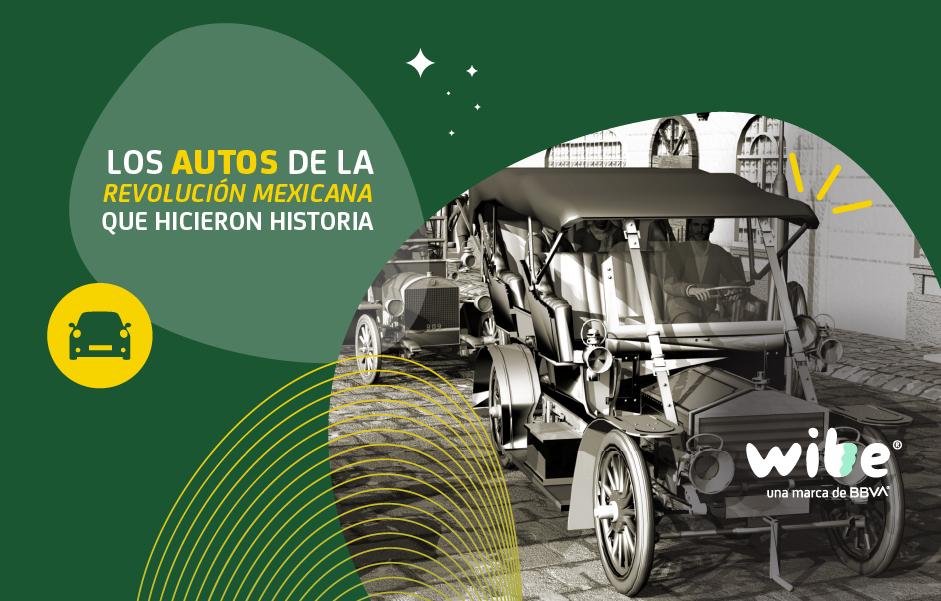 autos que protagonizaron la Revolución Mexicana, el papel de los autos en la Revolución Mexicana, autos en el Porfiriato