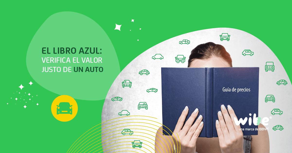 libro azul, para qué sirve el libro azul, donde consultar el precio de un auto, guía de precios de autos