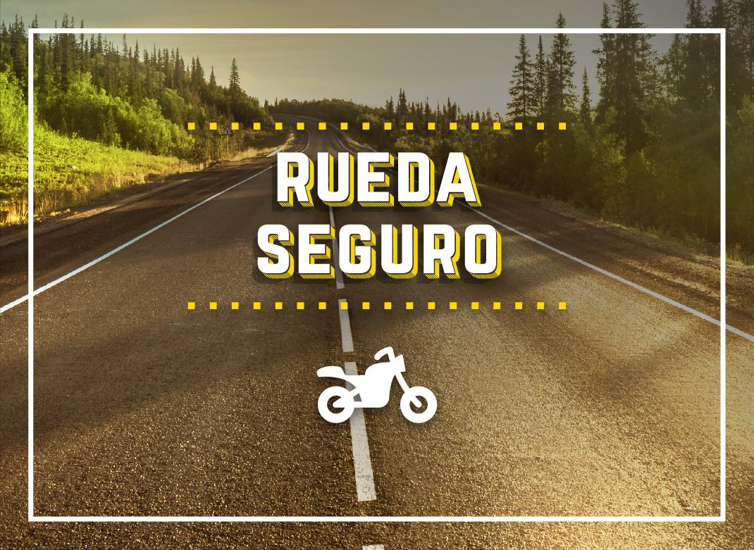 Rueda seguro en tu moto
