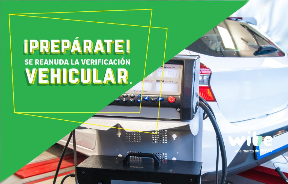 se reanuda la verificación, verificación vehicular en cdmx, fecha de verificación estado de méxico, cuando se reanuda la verificación vehicular, wibe, bbva