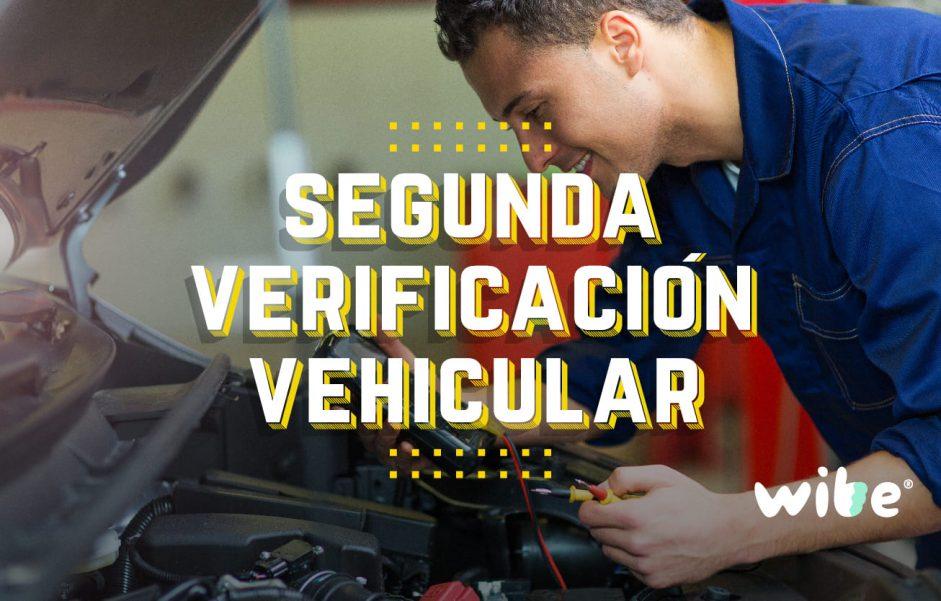 segunda verificación vehicular en la CDMX, verificación en la CDMX, cuánto cuesta la verificación vehicular, verificación vehicular 2019