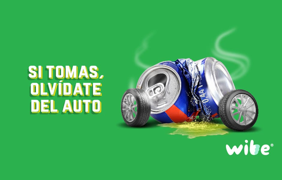 si tomas no manejes, conduce sin alcohol, accidentes a causa del alcohol, conductores alcoholizados