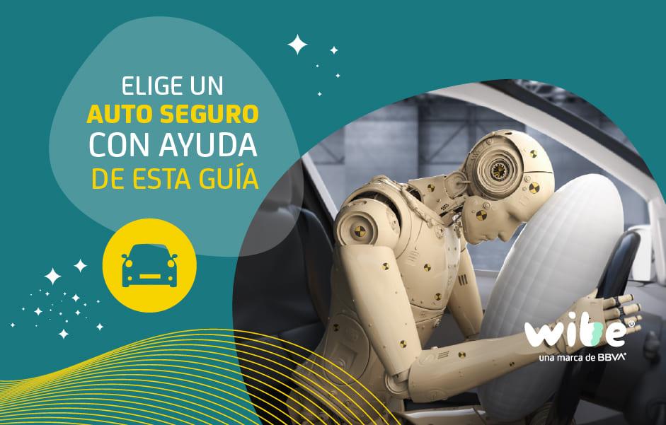 sistemas de seguridad de un coche, qué tan seguro es tu auto, elementos de seguridad de un auto, seguridad vehicular de los autos, equipamiento básico de seguridad de un auto, autos más seguros en México