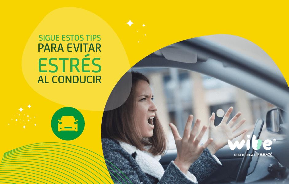 tips para evitar estrés al conducir, consejos para evitar el estrés al volante, cómo reducir el estrés en la conducción, consejos para combatir el estrés al volante