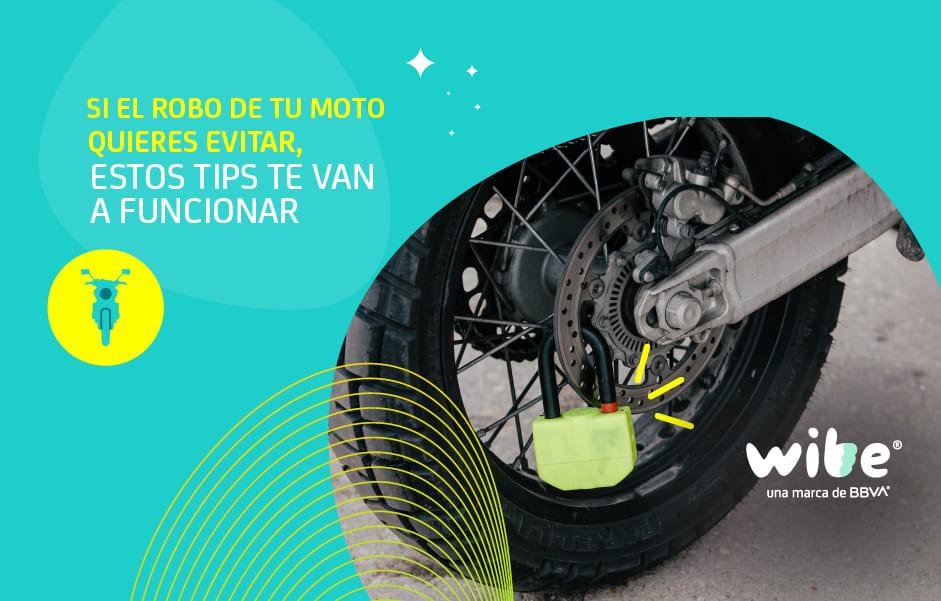 tips para evitar el robo de tu motocicleta, robo de motocicletas, cómo evitar que te roben tu moto, qué hacer si te quieren robar la moto, cómo proteger tu moto de ladrones