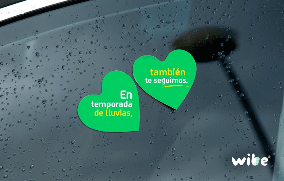 temporada de lluvias, recomendaciones al conducir cuando llueve, precauciones al manejar en pavimento mojado, manejar con lluvia tips